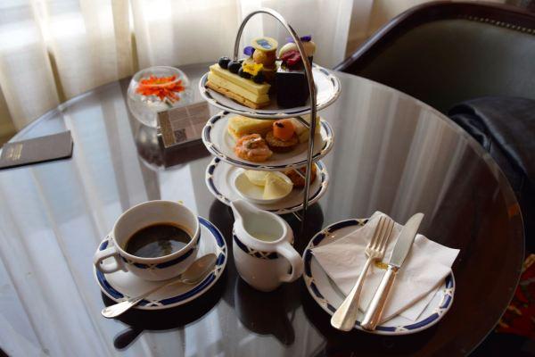 Ritz Carlton Beijing Lounge Afternoon Tea