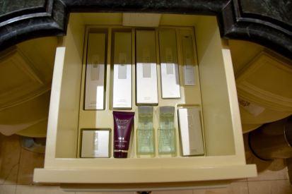 Ritz Carlton Beijing Room Bath Amenities