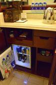 Ritz Carlton Beijing Room Minibar