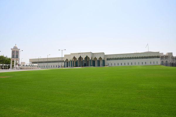 The Emiri Diwan Palace