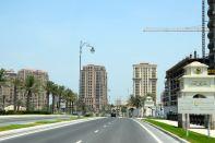 The Pearl-Qatar Road