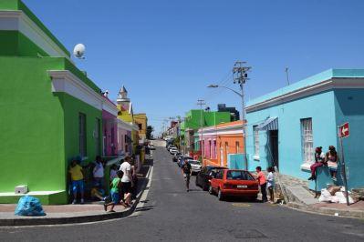 Cape Town Bo-Kaap Houses
