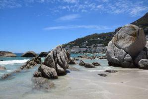 Cape Town Clinton Beach Rocks