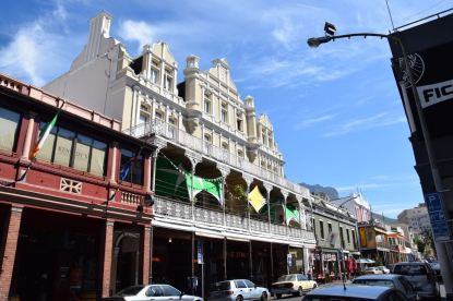 Cape Town Long Street Building