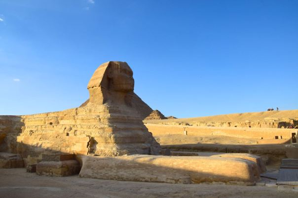 Egypt Pyramids Sphinx