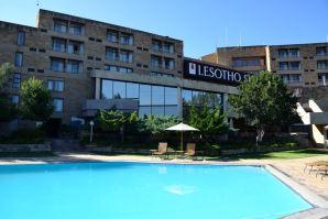 Lesotho Sun Pool