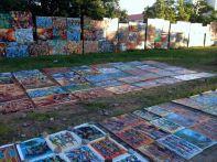 Maputo Craft Market Paintings