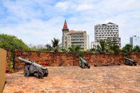 Maputo Fort Wall