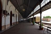 Maputo Train Station Platform