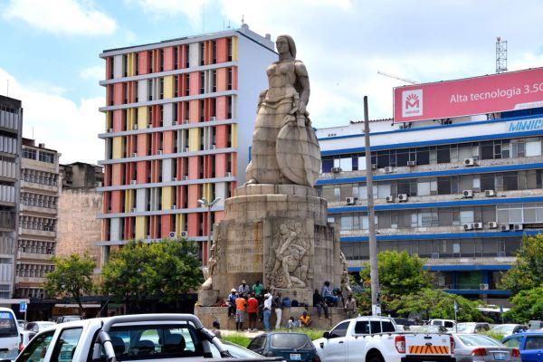 Maputo War Memorial