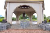 King Sobhuza II Memorial Park Statue