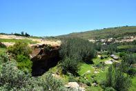 Kome Caves Landscape