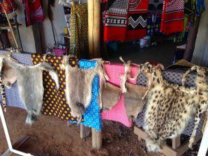 Swaziland Market Clothes