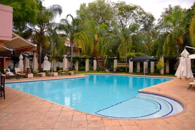 Gaborone Sun Pool