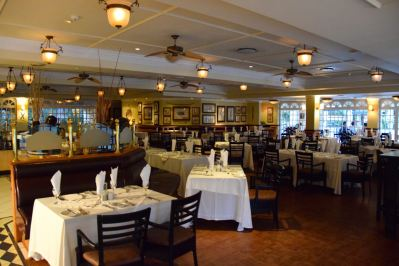 Gaborone Sun Restaurant