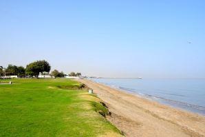 Grand Hyatt Muscat Beach 2