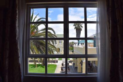 Swakopmund Hotel Room View