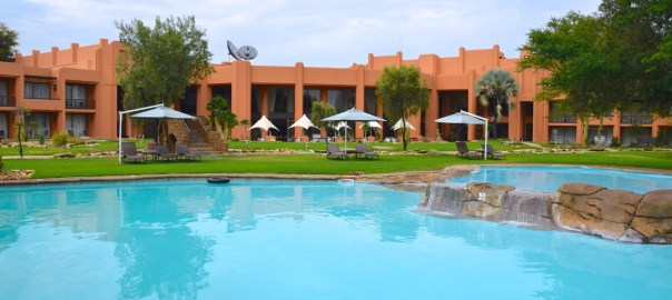 Windhoek Country Club Resort Header