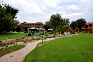 Windhoek Country Club Resort River