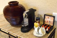 Windhoek Country Club Resort Suite Coffee