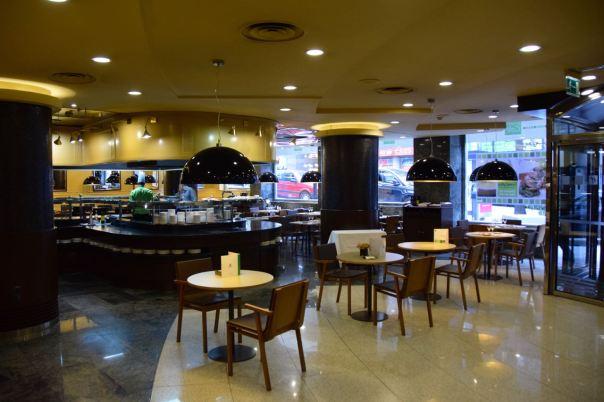 Holiday Inn Andorra Restaurant