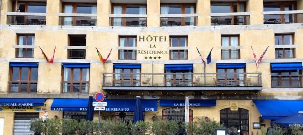Hotel La Residence Du Vieux Port Header