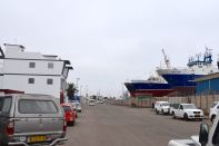 Sandwich Harbor Walvis Bay Port