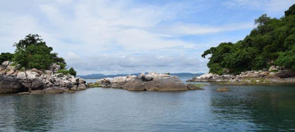Lake Malawi Island