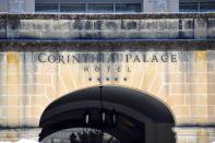 Corinthia Palace Hotel & Spa Room Sign
