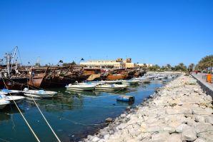 Kuwait Port Ships