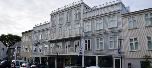 Kvosin Downtown Hotel Header