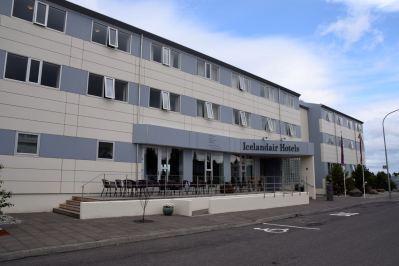 Icelandicair Hotel Herad Restaurant seating