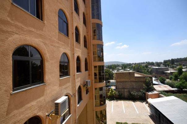 Sabean International Hotel Room View