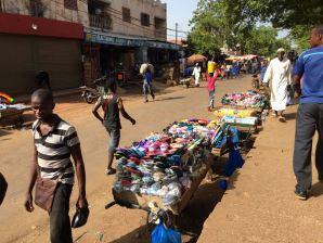 Bamako Market Sandals