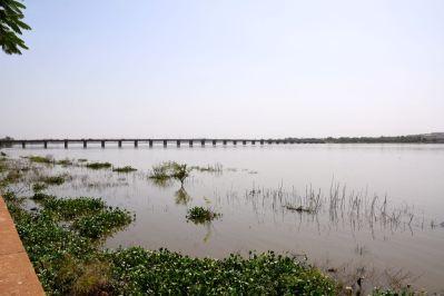 Bamako Niger River Bridge