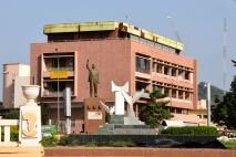 Bamako Patrice Lumumba Monument