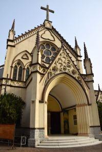 Nigeria Lagos Cathedral