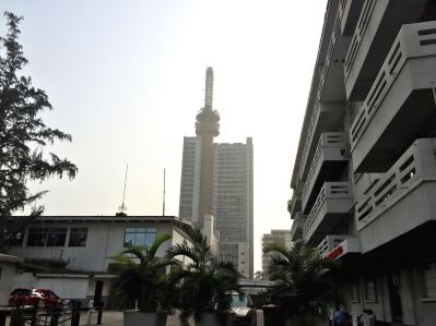 Nigeria Lagos Tower