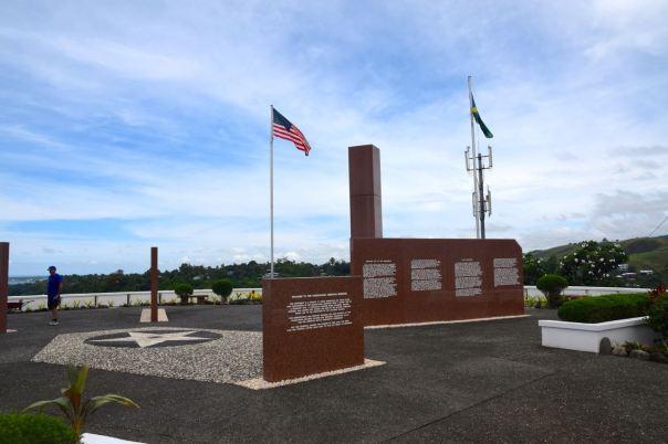 Solomon Guadacanal American Memorial