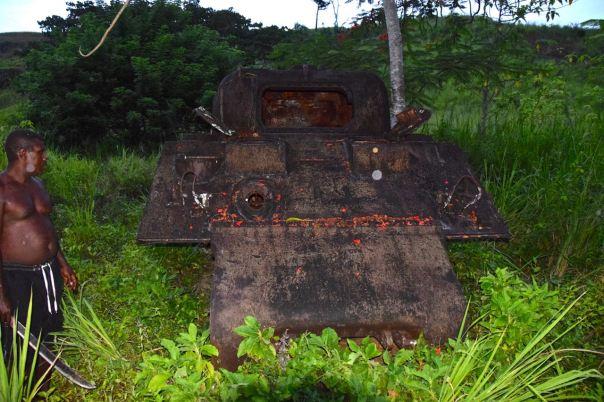 Solomon Tank