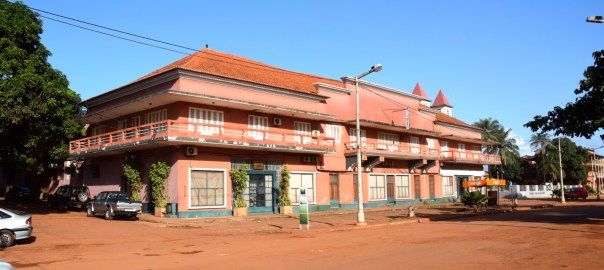 Coimbra Hotel Header