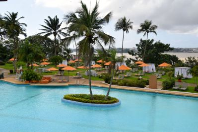 Sofitel Abidjan Pool Event Area