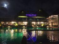 Golden Tulip Accra Pool Night