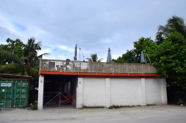 The club across the street