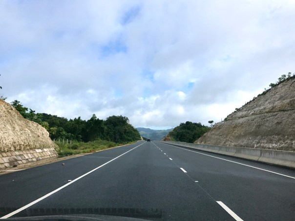 Great new roads in Jamaica!