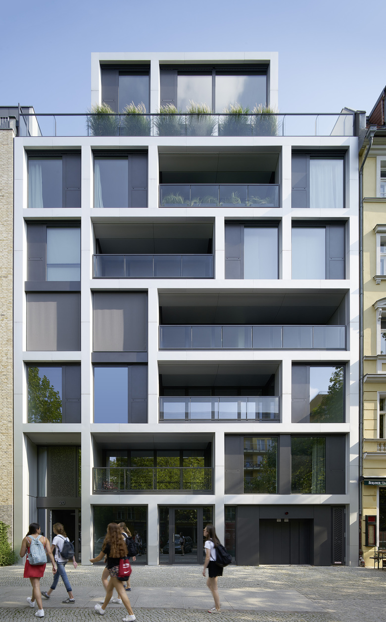 Eike Becker Architekten Eike Becker Architekten - Berlin, Germany - Architects - Projects