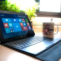 Nueva Tablet GT10W2 3go, navega como una tablet, trabaja como un portátil.