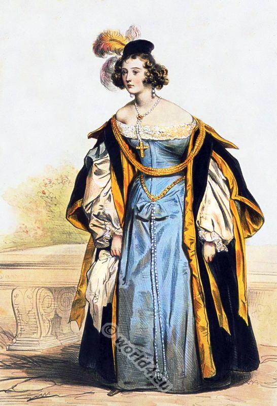 Spanish renaissance fashion 16th century costume history