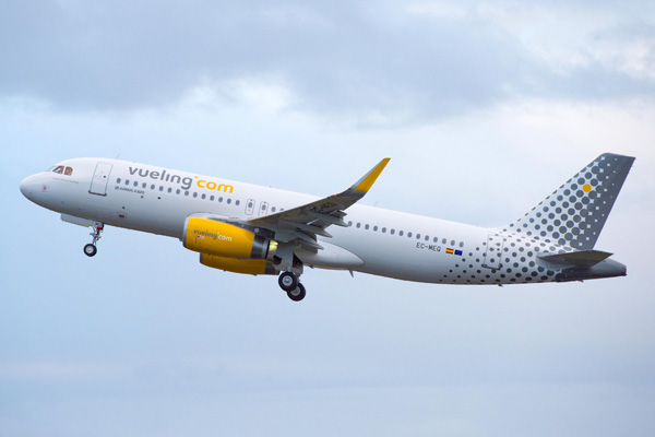 Vueling Airlines Vueling Airlines Takes Delivery Of Its First Enhanced