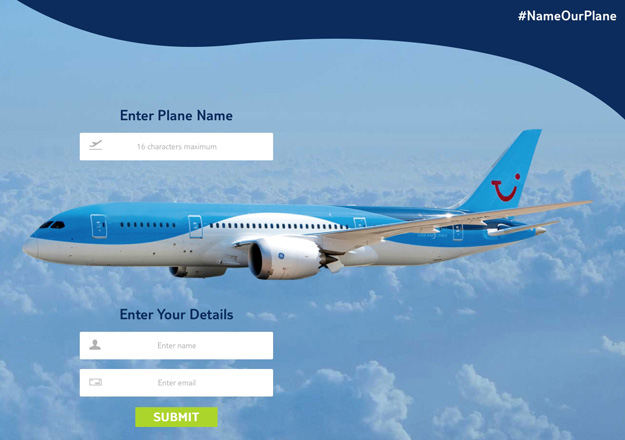 Interieur Boeing 747 Thomson Airways Invites The British Public To Name Its New